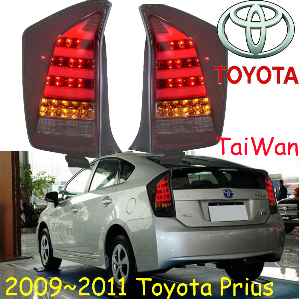 Prius taillight,2009~2011;Free ship!LED,Prius rear light,2ps/set,Prius fog light;previa,prado,cruiser,Prius headlight