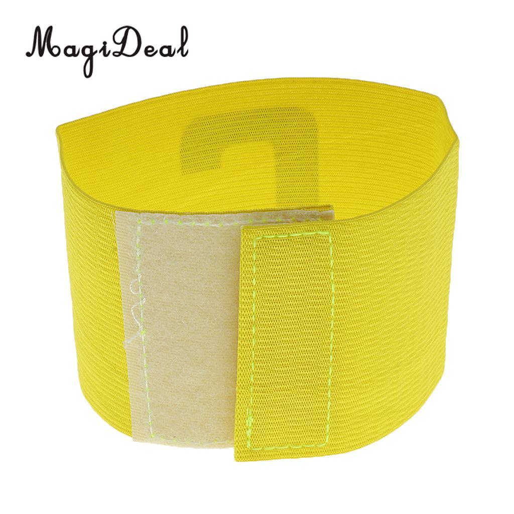 yellow armband
