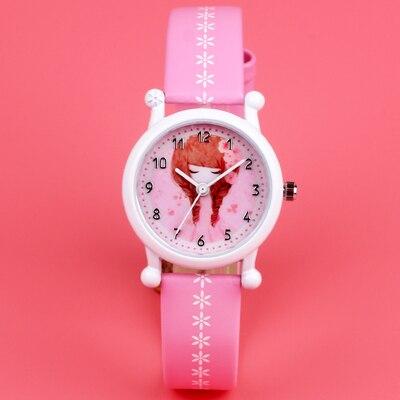 Children's watch strap boy girl watch electronic cartoon Doraemon primary student boy quartz watch цена