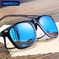 Marco de la Abrazadera Marca Lente Polarizada Hombres/Mujeres Revestimiento de Vidrio Clip de La Miopía gafas de Sol Gafas de Visión Nocturna de Conducción 2140