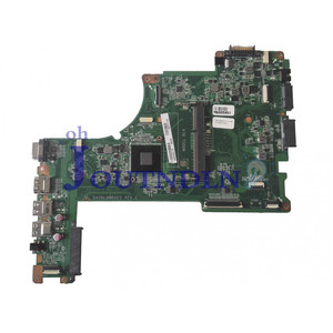 JOUTNDLN FOR TOSHIBA L50-B Laptop Motherboard A000300170 DA0BLKMB6E0 DDR3 Integrated Graphics W/ N3530 CPU