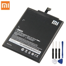XiaoMi Original Replacement Battery BM33 For Xiaomi Mi 4i Mi4i 100% New Authentic Phone 3120mAh