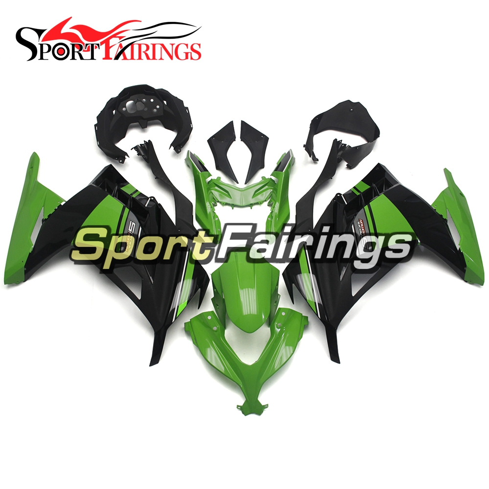 Complete Fairings Kit For Kawasaki Ninja 300 13 14 EX300R 2013 2014 Injection Motorcycle ABS Plastic Special Edition Body Frames complete fairings for honda cbr1000rr 12 13 14 2012 2013 2014 abs plastic motorcycle fairing kit