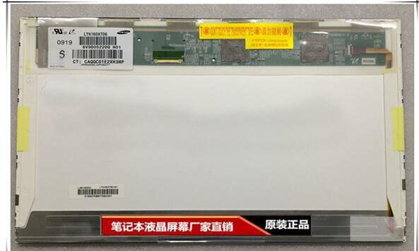 Laptop lcd For ASUS N61 N61V N61J LTN160AT06 lcd display screen replacement repair panel fix part