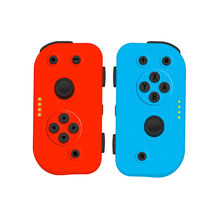 Wireless Bluetooth Left Right Gamepad Joystick For Nintend Switch Controller NS Joy Game con Console Joypad +Type-C Cable