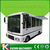 Mobile Food Trailer Street Mobile Food Cart China Factory Mobile Food Truck For Sale