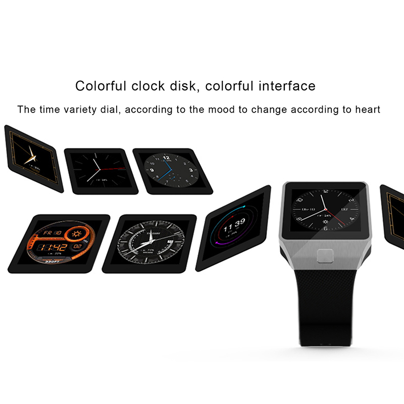 US $5 68 19% OFF|kebidu Bluetooth Smart Watch DZ09 Android Phone Call 2G  GSM SIM TF Card Camera Smartwatch for iPhone Samsung HUAWEI PK GT08 A1-in