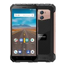 Ulefone Zırh X IP68 Su Geçirmez Cep Telefonu Android 8.1 5.5