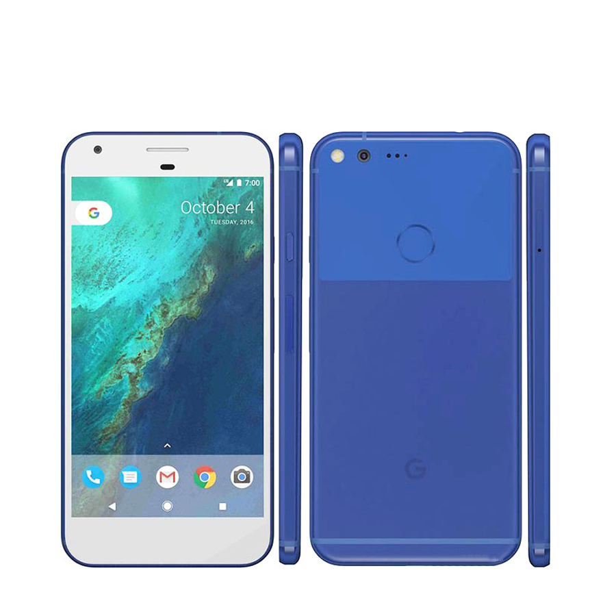 Original Google Pixel XL EU version LTE Mobile Phone 5.5 4GB RAM 32GB/128GB ROM Snapdragon 821 Quad Core Fingerprit NFC Phone image