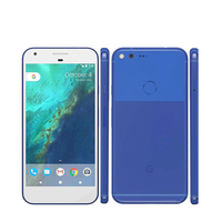 Original Google Pixel XL EU version LTE Mobile Phone 5.5 4GB RAM 32GB/128GB ROM Snapdragon 821 Quad Core Fingerprit NFC Phone