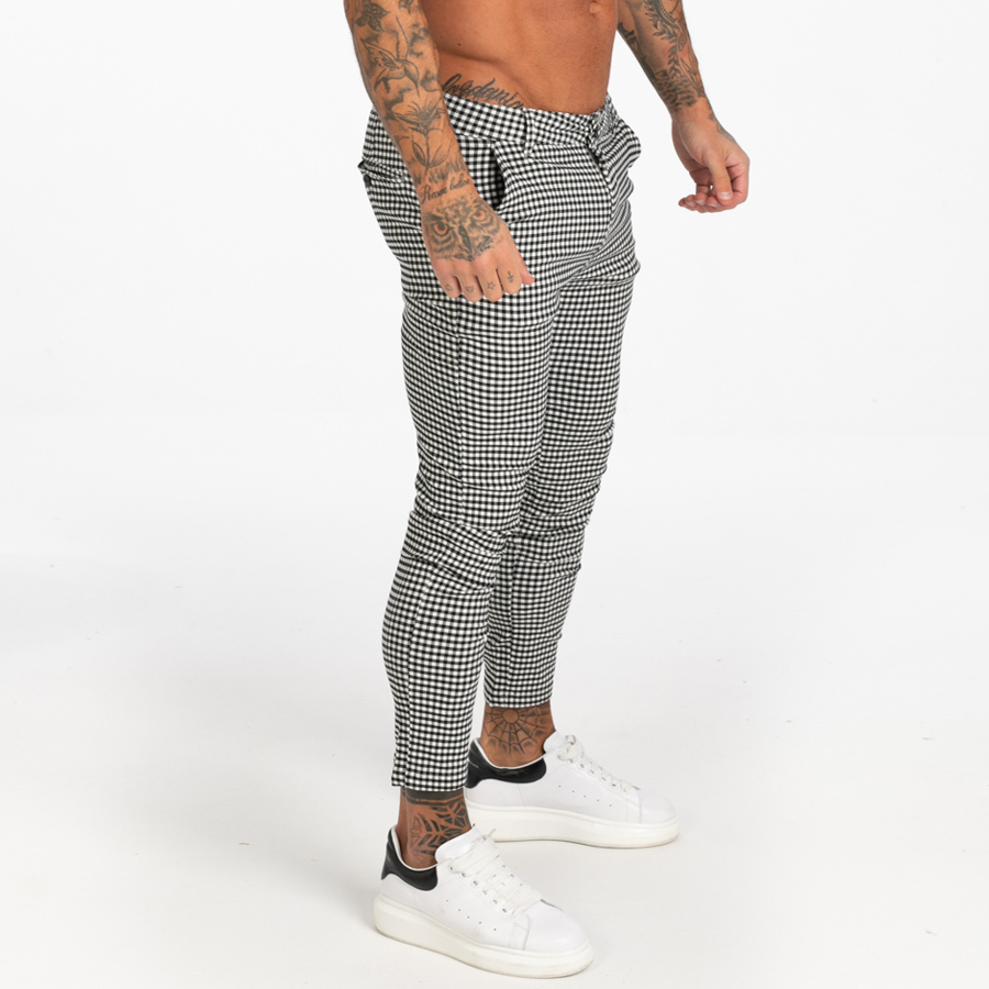 2019 New Men s Flared Trousers Formal Pants Bell Bottom Pant Dance White Suit Pants Size