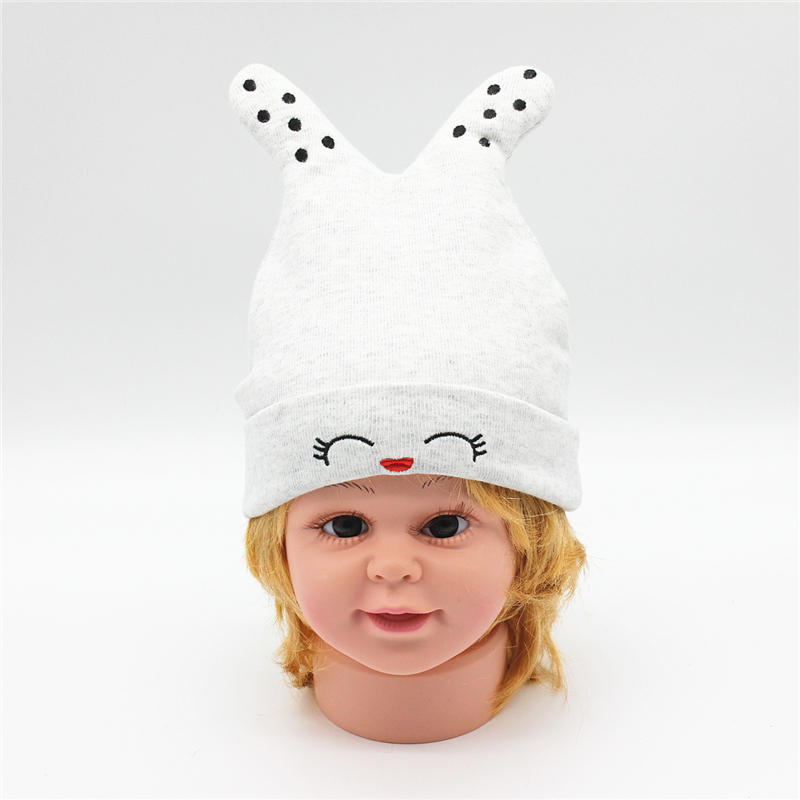 7916f6accdf Newborn baby girl Hat cap for winter thickened warm kids boy caps infant  boys Hat with