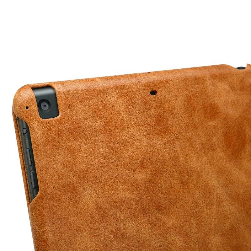 Jisoncase balik kasus untuk ipad air 1 ipad air 2 smart cover mewah - Aksesori tablet - Foto 4