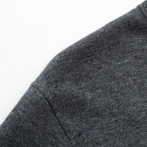 Image 3 - DEWBest Mens 100% 메리노 울 아웃 도어 크루 T 셔츠 경량 육상 여름 통기성 위킹 쿨 반소매