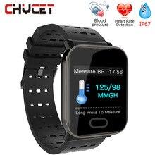 Smart фитнес-браслеты браслет Водонепроницаемый Фитнес трекер крови Давление измерения Для мужчин t gps трекер для Для женщин Для мужчин