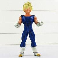 10 25cm Dragon Ball Z Super Saiyan Vegeta Pvc Action Figure Collection Model Toy Great Gift