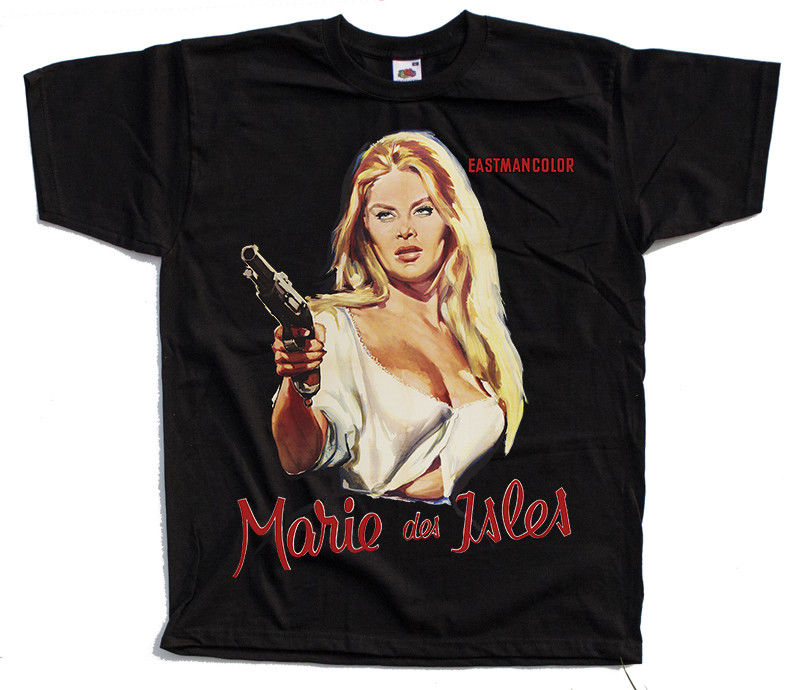 Marie Des Isles Movie Poster T Shirt All Sizes S To 4Xl