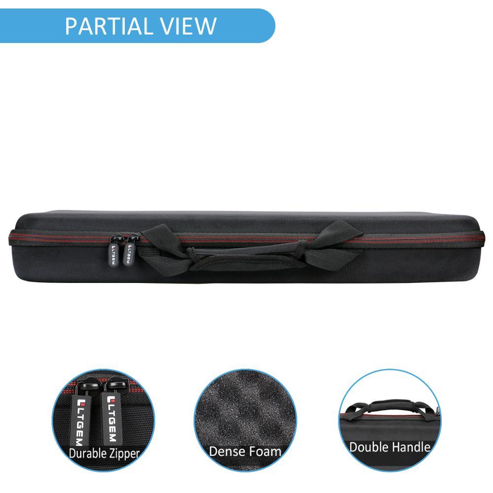 Boîtier LTGEM pour Pioneer DJ DDJ SB3/DDJ SB2/DDJ 400 ou contrôleur Portable à 2 canaux ou contrôleur DJ de Performance DDJ-RB - 4