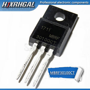 1 шт. MBR30100 TO220 MBR30100CT-220 MBRF30100CT MBRF30100 B30100G