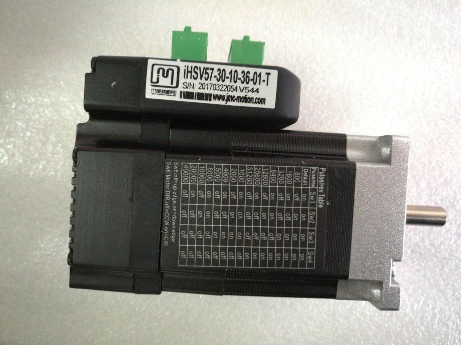 2 phase Hybrid servo system driver integrated  encoder servo motor closed loop driver nema 23 stepper motor JMC iHSV57-30-10-36