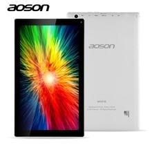 Barato-Venta 10.1 pulgadas Android Tablet Aoson M1016 Actualización M1016c-w Allwinner A33 Quad Core 1G/8G de doble Cámara WIFI Tablet PC Inteligente