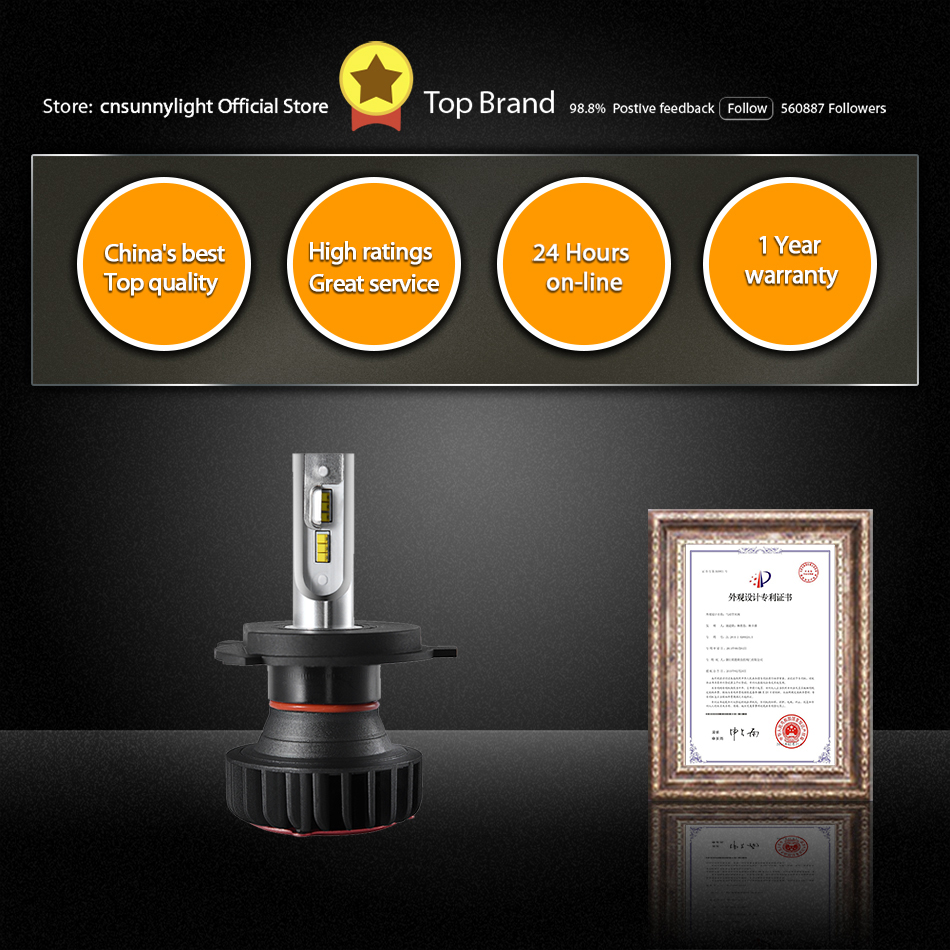 CNSUNNYLIGHT-H7-LED-H4-H11-H1-9005-with-Philips-ZES-Chips-9900LM-72W-pair-Car-Headlight-Bulb-9006-H8-Fog-Lamp-Headlamp-12V-24V-(6)