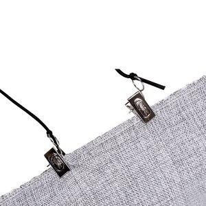 Image 5 - Pinzas de Fondo de estudio para fotografía, 8 unids/lote, abrazaderas de fondo, soporte de abrazadera, Clip de fondo, soportes de muselina, clips