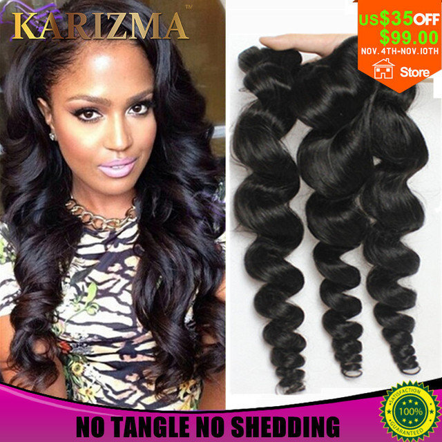 6a Indian Virgin Hair Loose Wave 8 30 Unprocessed Virgin Indian