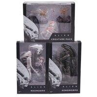 NECA Alien Covenant Xenomorph Neomorph Creature Pack PVC Action Figure Collectible Model Toy