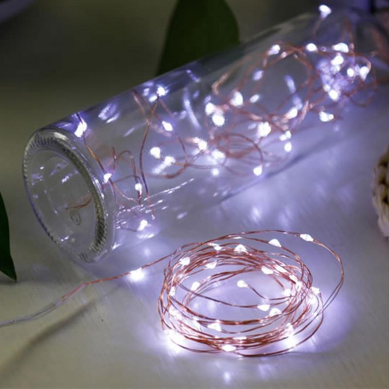3 เมตร 10FT 30 LED แบตเตอรี่ String - แสงไฟคริสมาสต์