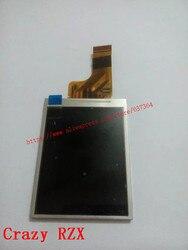 Rozmiar 2.7 cal nowy ekran wyświetlacza LCD naprawa część dla SONY cyber-shot DSC-W310 W310 aparat cyfrowy z podświetleniem