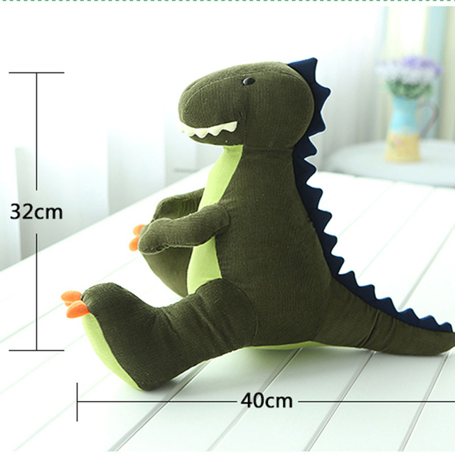 Cute Monster Plush Dinosaur Toys Stuffed Animals For Children