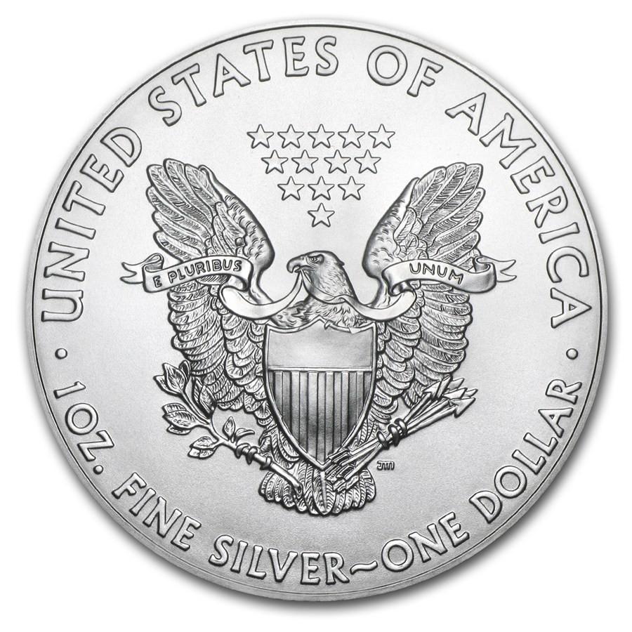 2016 1 oz Silver American Eagle Coin (1)
