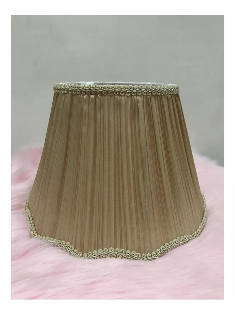 new arrival Lamp cover solid color Textile Fabrics Fashionable Decorative E27 table lamp shade fashionable solid color openwork wrapped skirt for women