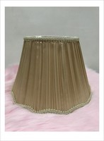 new arrival Lamp cover solid color Textile Fabrics Fashionable Decorative E27 table lamp shade