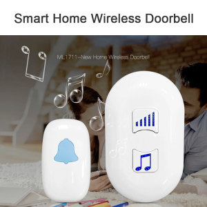 Wireless Music Doorbell Home S