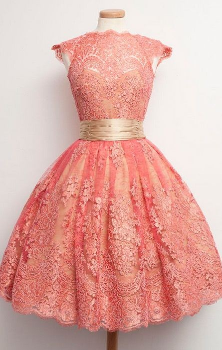 Pink Plus Size Short Evening Prom Dress 2019 Cocktail Dresses