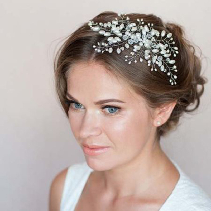 Big Hair Comb Bridal Wedding Rhinestone Hair Pins Flower