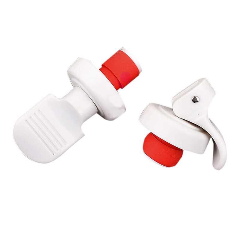 Urijk 1PC Silikon Botol Anggur Stopper Vacuum Sealer Bar Tool Perkakas Dapur 2 Warna Bar Aksesoris Alat