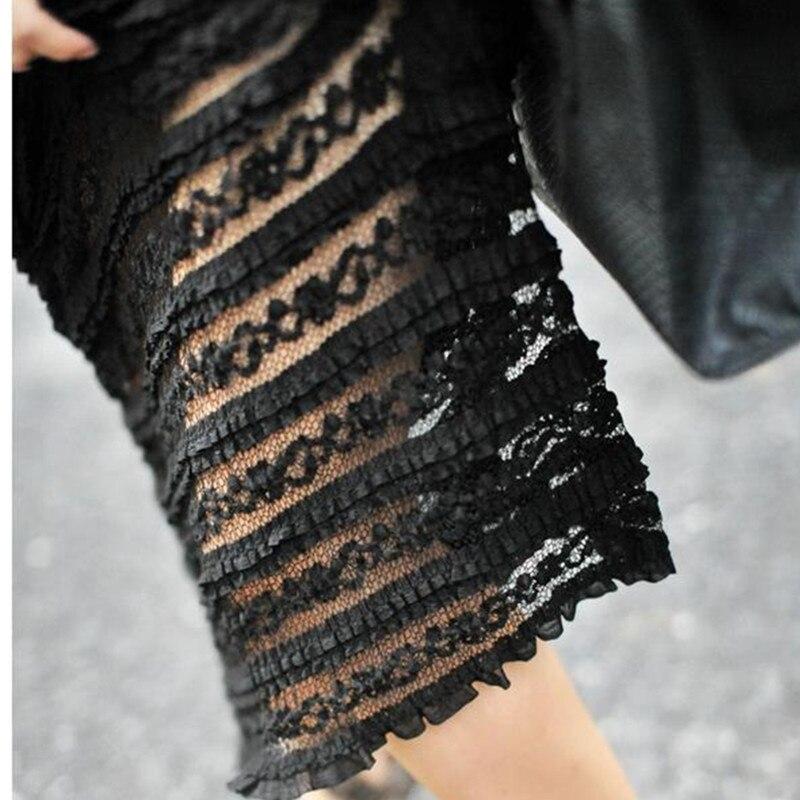 Gratis Verano Sexy Falda Maxi Blanco Tamaño Encaje Negro Personalizado Y Plus Para 10xl Envío Faldas S Recto De Mujeres 2019 Formal P4PwHd