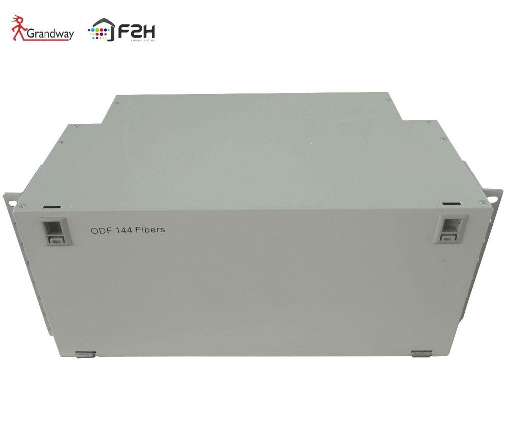 [Grandway Orginal]  F2H-FPX-P1 Series ODF Optical Distribution Frame Patch Panel 36F[Grandway Orginal]  F2H-FPX-P1 Series ODF Optical Distribution Frame Patch Panel 36F
