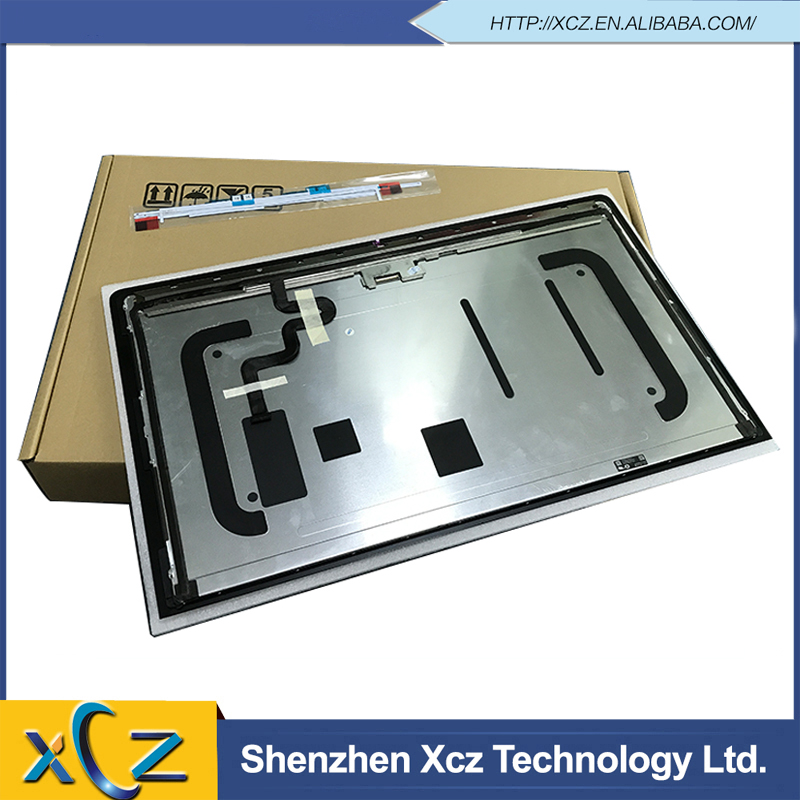 New A1419 5k LCD Display For iMac 27 A1419 5K LCD Screen With Glass Assembly 2015