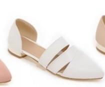 Aliexpress.com : Buy Women's short heels shoes pointed toe glitter ...