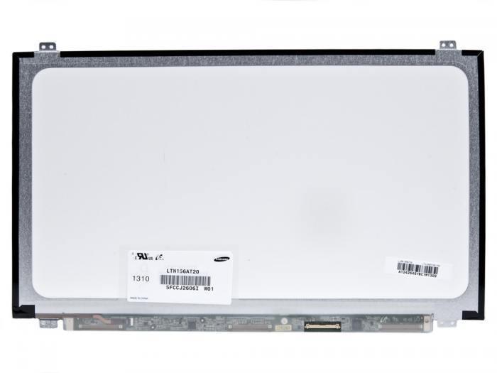 LCD 15.6 Glare LTN156AT20, WXGA HD 1366x768, 40L, LED, UP-DOWN BKT
