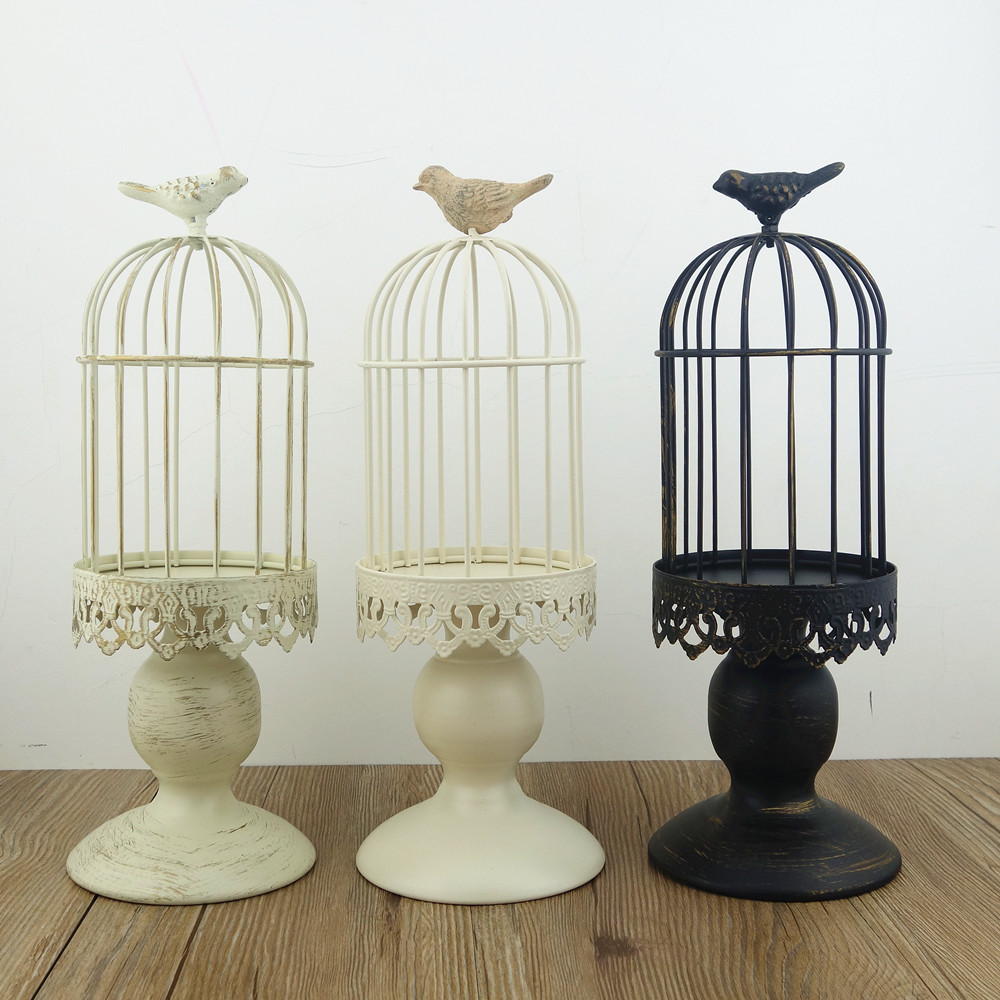 Handmade metal candleholder vintage home decorative table floor tall ...