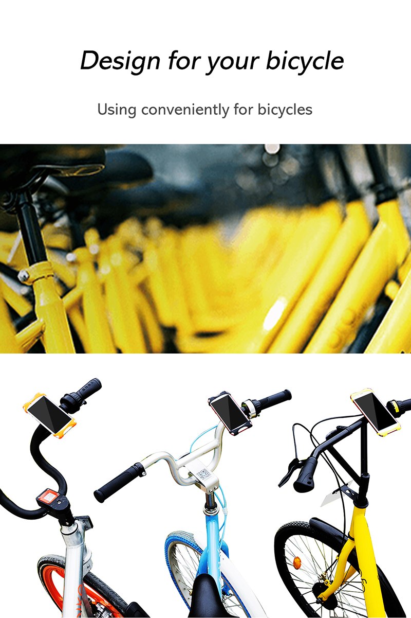 2 Bicycle Navigation GPS holder