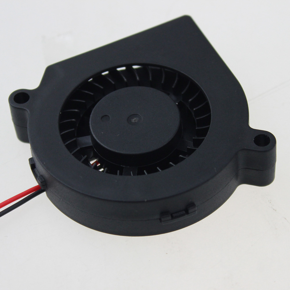 5pcs Gdstime <font><b>5v</b></font> <font><b>60mm</b></font> 60mmx15mm 6015 DC Brushless Machine Case Turbo Heatsink Blower Cooling <font><b>Fan</b></font> image