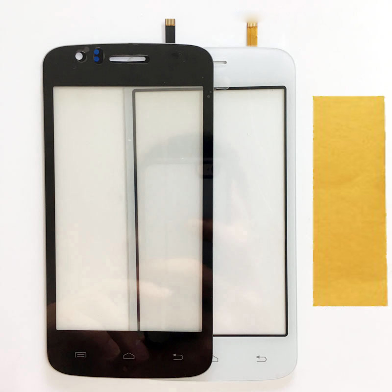 4.0 Inch Touchscreen For Explay Atom Touch Screen Sensor Touch Panel Digitizer Front Glass