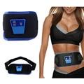 Lowest Price! 1PCS Electronic Body AB Gymnic Front  Muscle Arm leg Waist Abdominal Massage Exercise Toning Belt Slim Fit