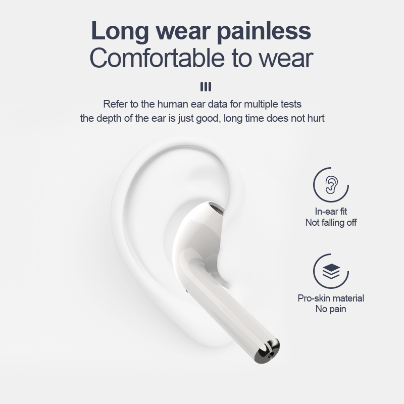 Image 4 - i12 Tws Touch Control Earbuds Wireless Bluetooth 5.0 Mini Earphones 3D Super Bass Earphone With MIC Charging Box Factory Price-in Bluetooth Earphones & Headphones from Consumer Electronics